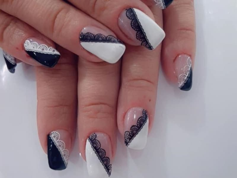 Дизайн ногтей Маникюр 2020 Фото
